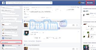 Cara mudah menghapus applikasi facebook
