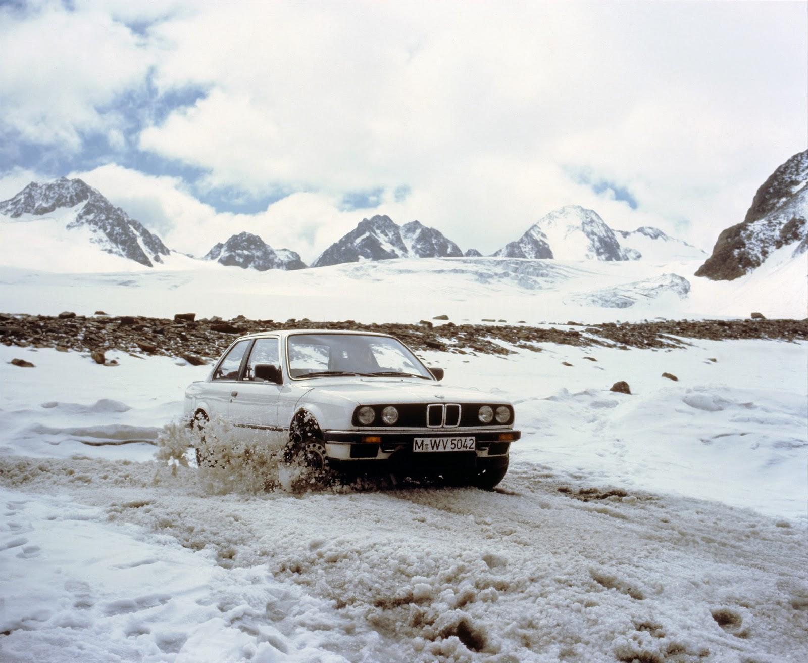 P90199945 highRes bmw 325i allrad e30 30 χρόνια απο την πρώτη τετρακίνητη BMW