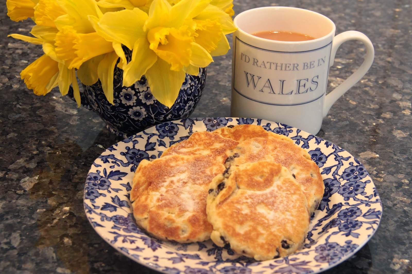What S The Buzz At The Bee S Knees Making Welsh Cakes