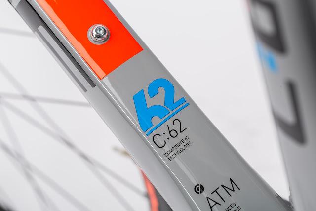 CUBE AGREE C62 SLT DISC, diseño, calidad y precio