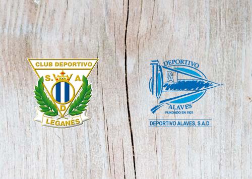 Leganes vs Deportivo Alaves - Highlights 23 November 2018
