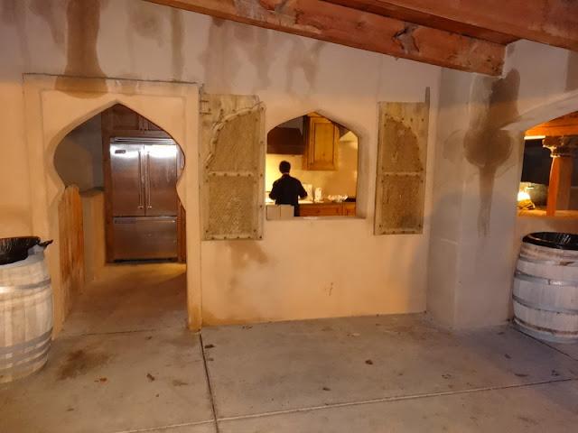 Casa Rondena kitchen