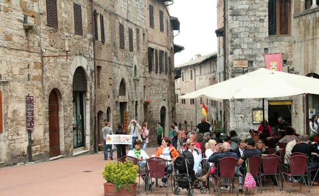 O que fazer em somente 1 dia de viagem em San Gimignano