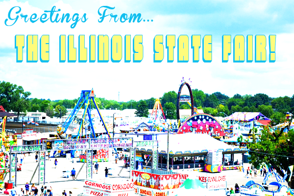 Best Food At Illinois State Fair