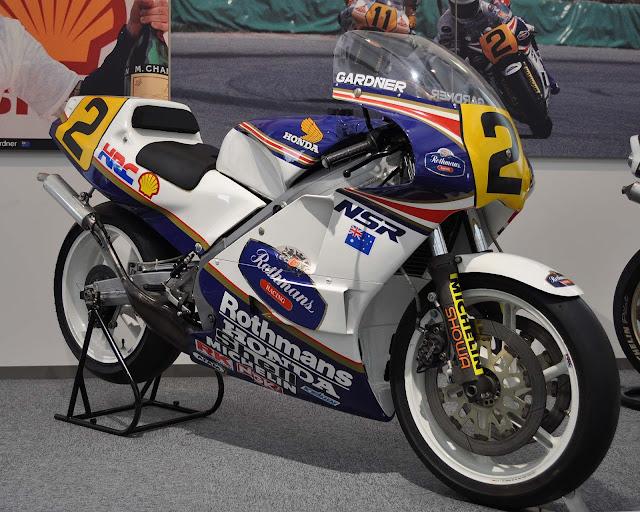 Honda NSR500 GP Racing Motorbike