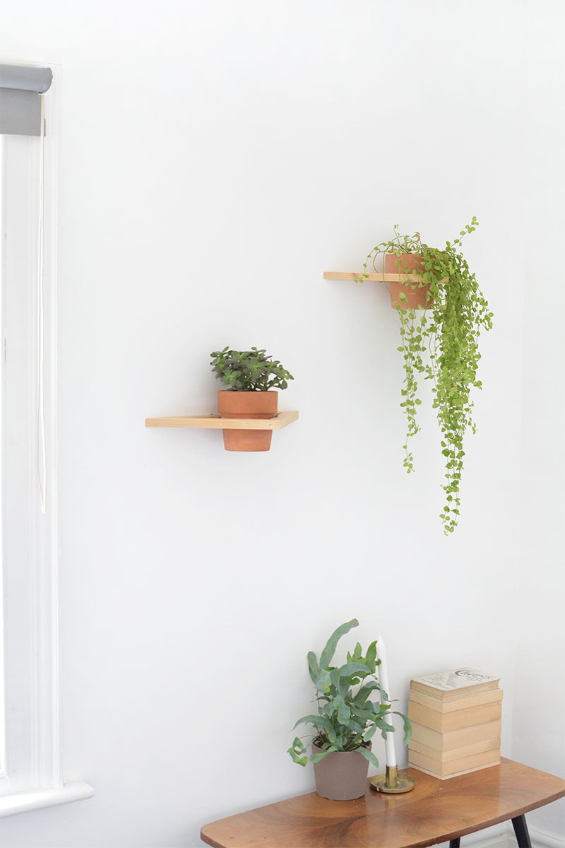 diy planter hanger