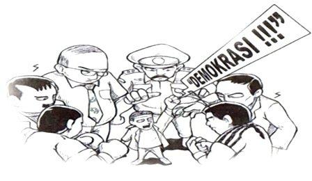 Perkembangan Masyarakat Indonesia Pada Masa Orde Baru