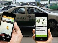 Istri Meninggal, Kisah Driver Taksi Online dan Anaknya Ini Mengharukan
