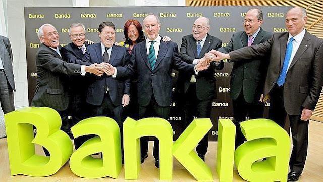 El Estado perderá 14.471 millones de euros con la venta de sus acciones en Bankia y Banco Mare Nostrum