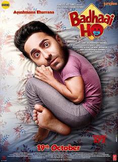 Badhaai Ho (2018) Official Poster