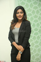 Actress Eesha Looks gorgeous in Blazer and T Shirt at Ami Tumi success meet ~  Exclusive 081.JPG