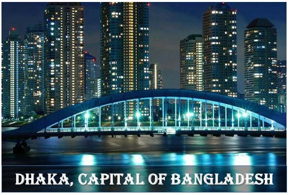 Dhaka, Capital of Bangladesh