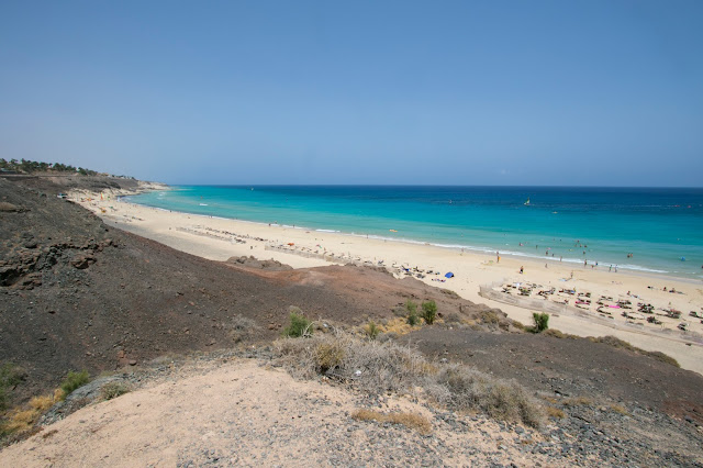 Spiaggia di Esquinzo-Fuerteventura