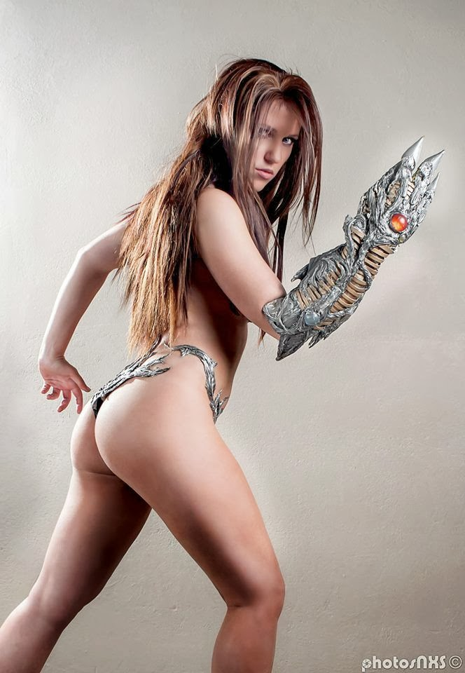 Big Culo Day 2014: Witchblade Cosplay