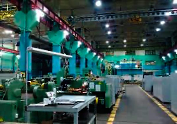 производственный цех Tenko