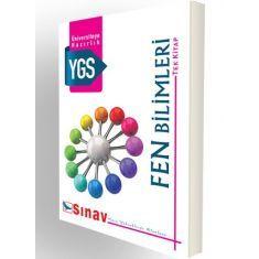Sınav Dergisi YGS Fen Bilimleri Tek Kitap