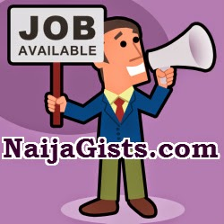 jobs lagos nigeria today