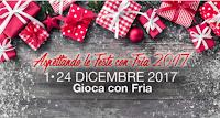 Logo FRIA : vinci gratis ogni giorno con il Calendario dell'Avvento