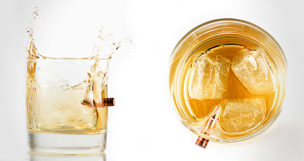 Bulletproof Whiskey Glass