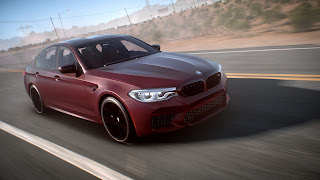 NFS Payback BMW Sports Car Wallpaper