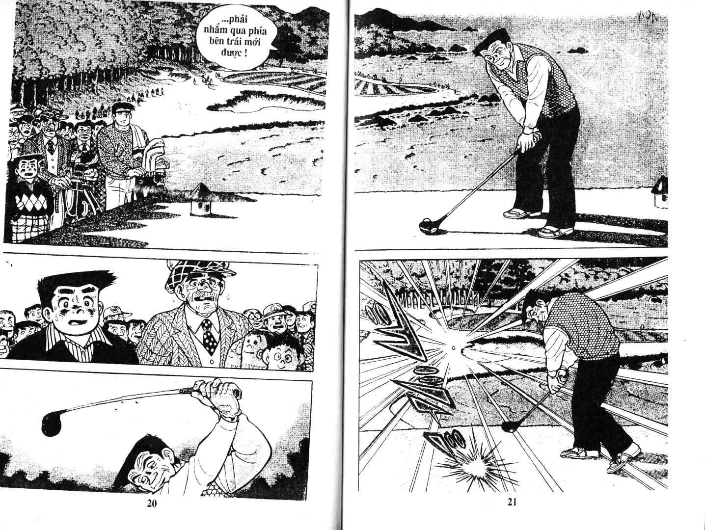 Ashita Tenki ni Naare chapter 52 trang 9