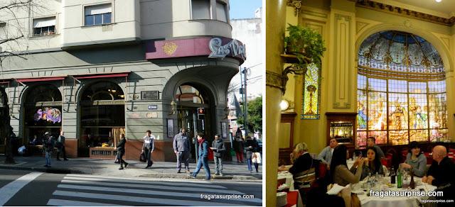 Confeitaria Las Violetas, Buenos Aires
