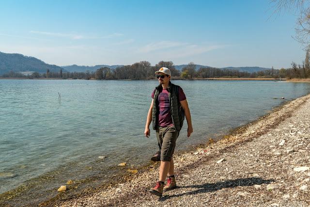 Wandern Konstanz Bodensee SeeGang Etappe 3 - Riedwiesen und Steiluferlandschaften am Überlinger See: Von Bodman durchs Aachried nach Ludwigshafen und auf dem Blütenweg nach Sipplingen 5