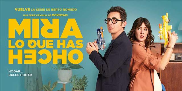 Mira lo que has hecho, Berto Romero, Eva Ugarte, 2ª Temporada