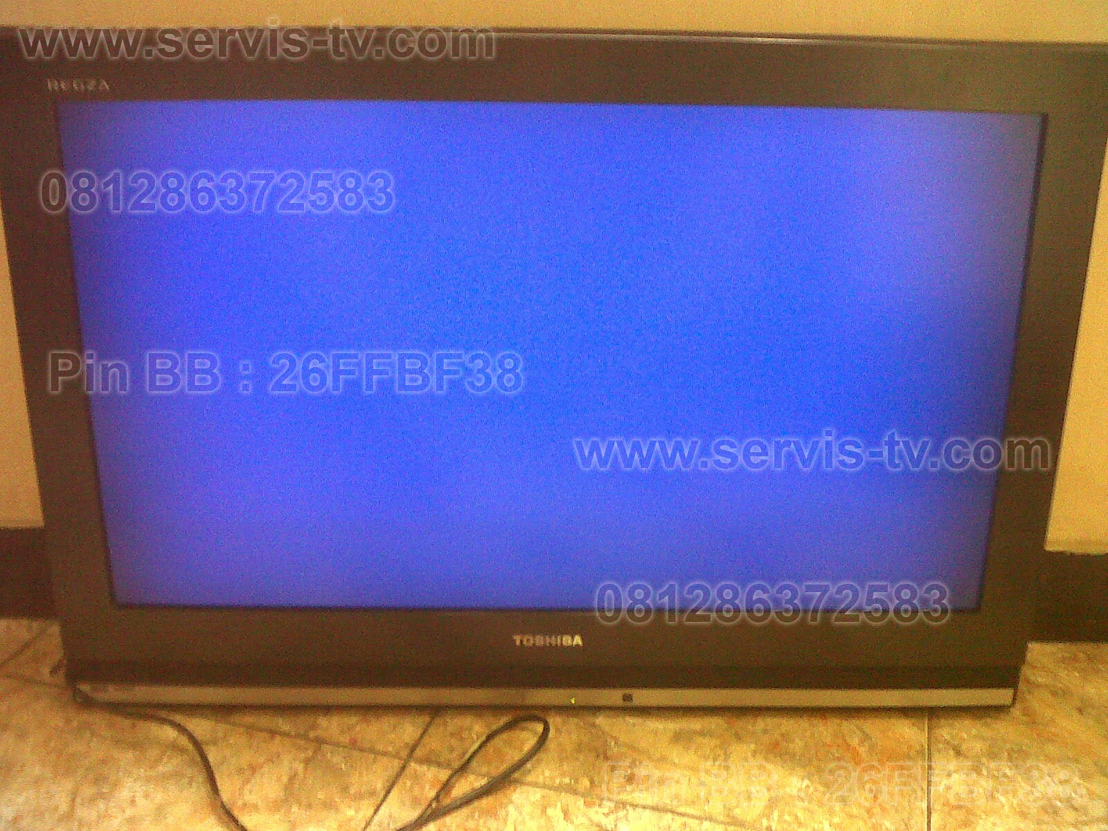 Toshiba Perbaikan LED TV