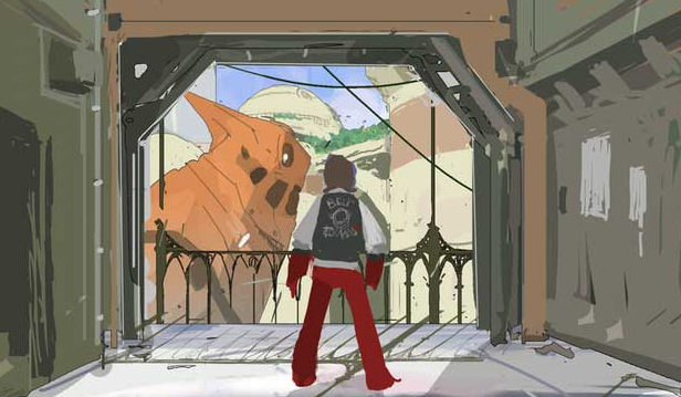 Rockman Corner: Red Ash Development to Proceed with Fuze