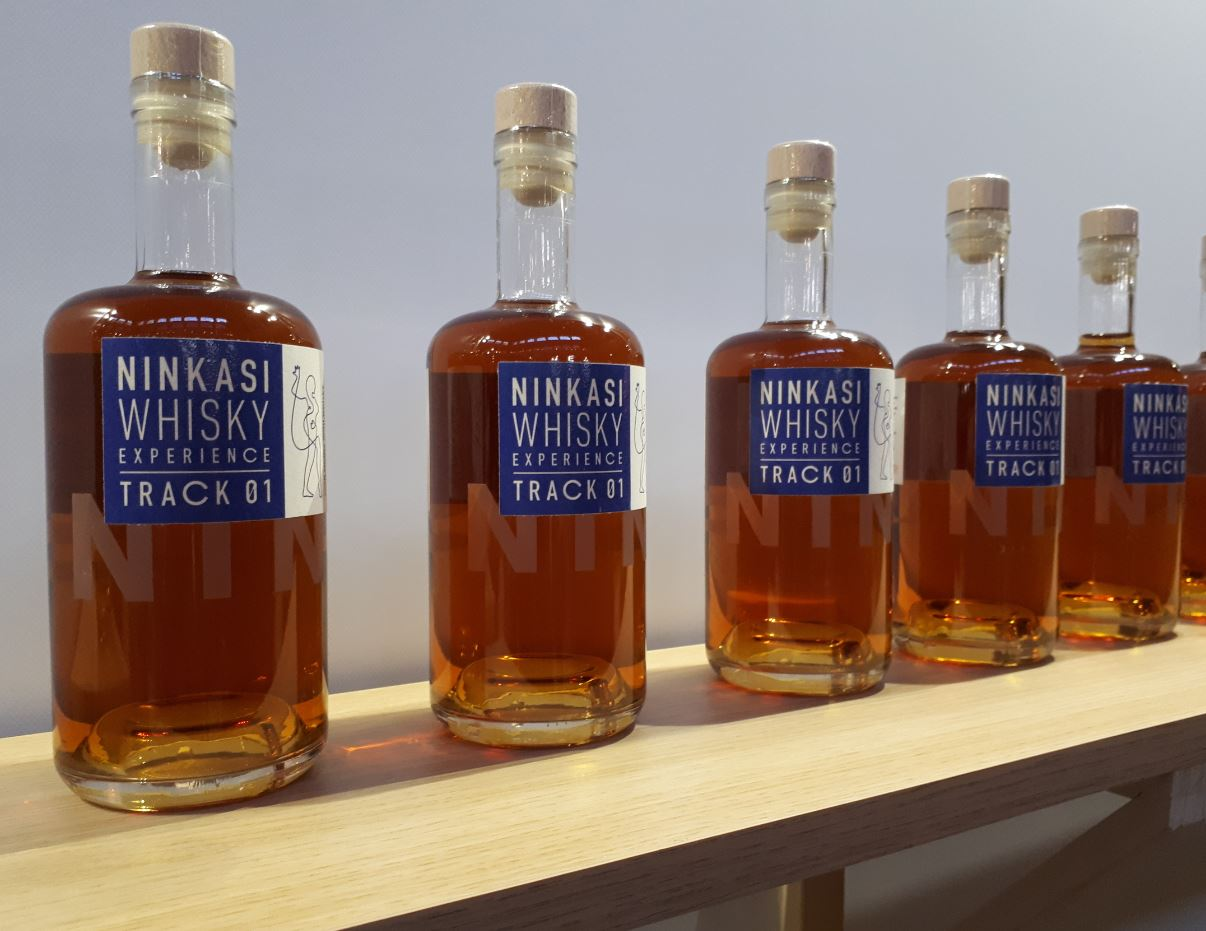 Track 01 - Ninkasi whisky