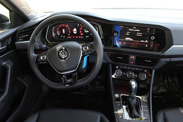 VW Jettta 2019 250 TSI R-Line