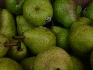 rescued pears