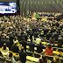Deputados federais eleitos tomam posse na Câmara