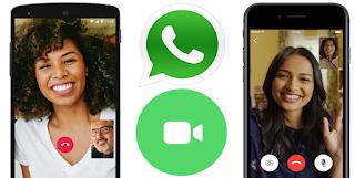 ya puede realizar videollamadas con tu aplicacion whatsapp