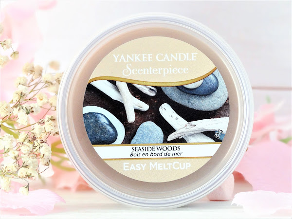 YANKEE CANDLE | SEASIDE WOODS (BOIS EN BORD DE MER)