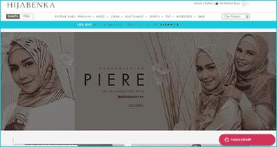 toko online hijab bayar ditempat