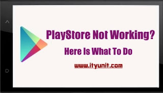 Playstore_not_working_solution