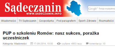 http://archiwum.sadeczanin.info/wiadomosci,5/pup-o-szkoleniu-romow-nasz-sukces-porazka-uczestniczek,63783