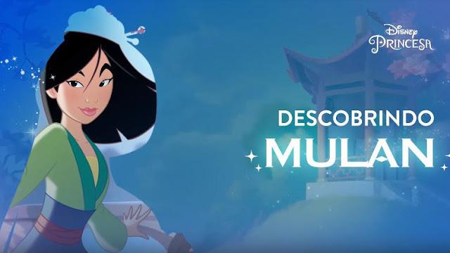 Descobrindo Mulan