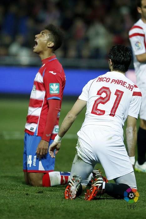 Los detalles  Sexto partido seguidos del Sevilla FC marcando más de dos  goles ante equipos andaluces. El Sevilla sigue sin perder en el nuevo Los  Cármenes ... d0b0dc63671e3