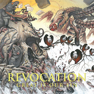 Revocation - Great Is Our Sin (2016)