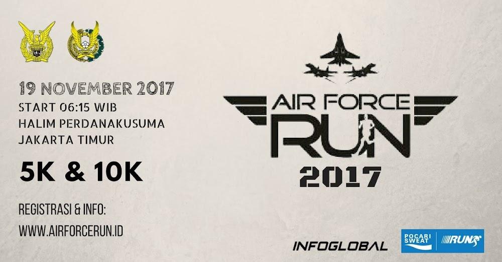 Air Force Run • 2017