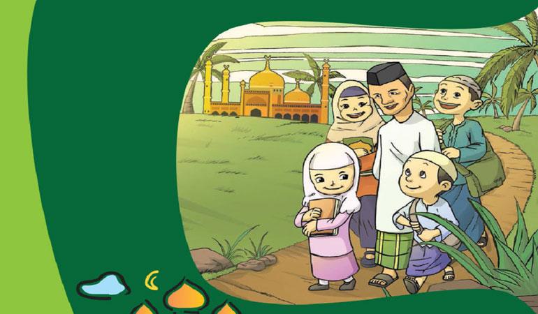 Buku Guru dan Siswa SD Kelas 1 Pendidikan Agama Islam dan Budi Pekerti Kurikulum 2013