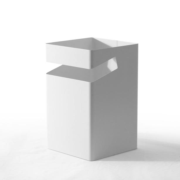 Pojemnik na śmieci biurowe LUGANO