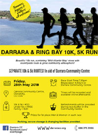 10k & 5k nr Clonakilty...Fri 25th May 2018