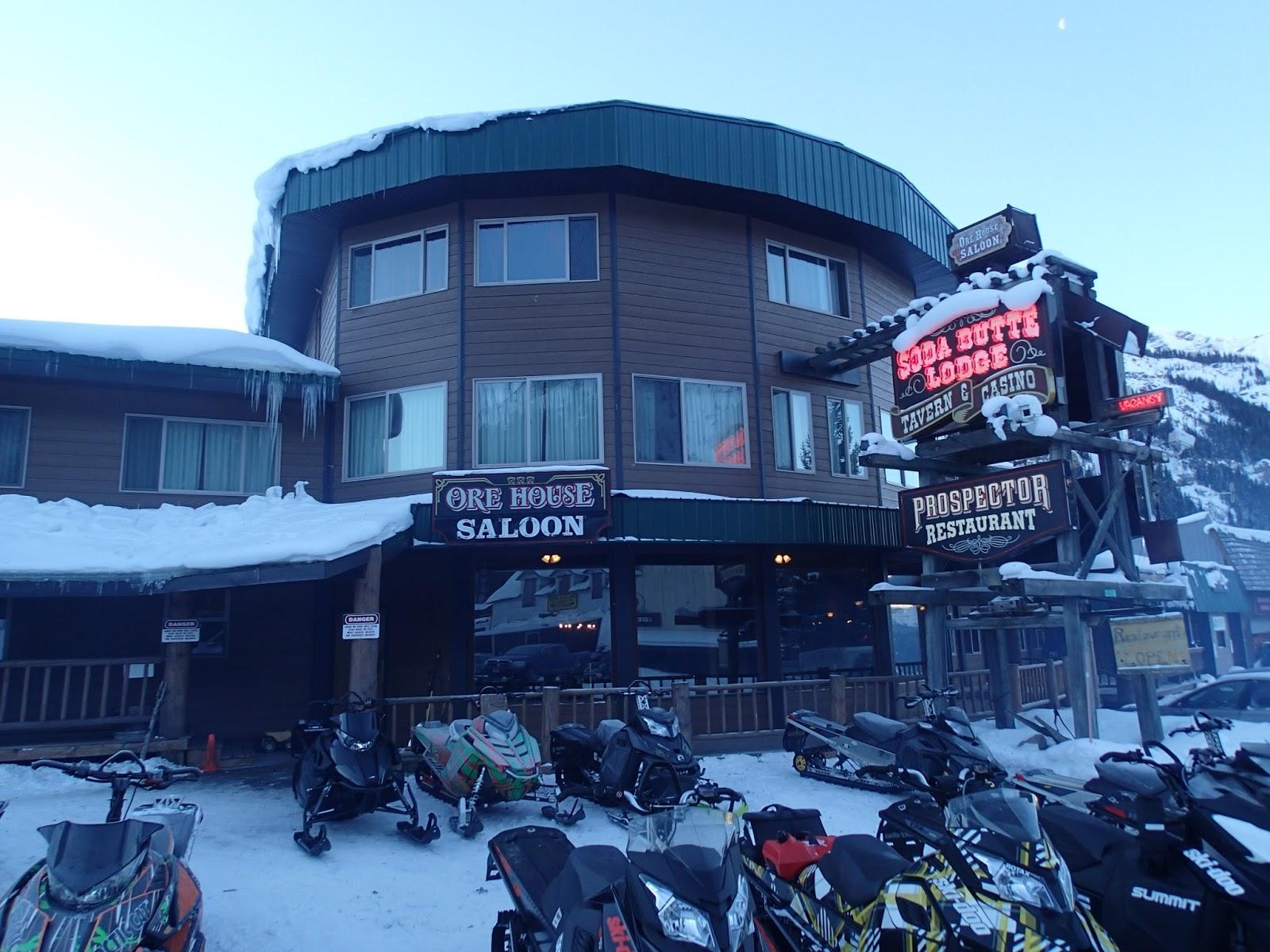 Ore House Saloon Cooke City, Montana
