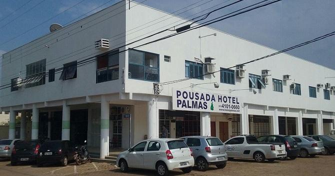 Hotel e Pousada Palmas