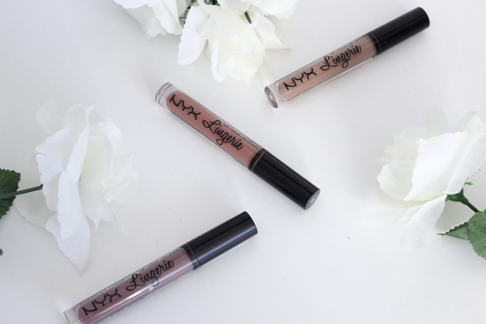 NYX lip lingerie header pic loved by sarah blog