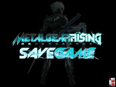 metal gear rising revengeance save file pc